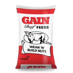 GAIN Wean & Build Nuts 25kg
