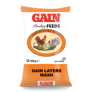 GAIN Layers Mash 20kg