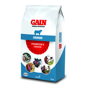 GAIN Champions Choice Cruiser Muesli 25kg