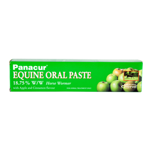 Panacur Horse Wormer Paste 24g