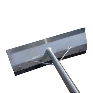 Cow Mat Scraper Stainless Steel