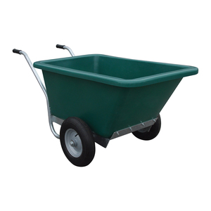 JFC Twin Wheel Wheelbarrow 250L