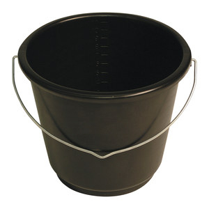 JFC Black Bucket 2.5 gal