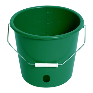 JFC Green Bucket Prebored 2 gal