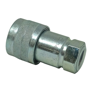 1/2in Hydraulic Quick Release Female Coupling