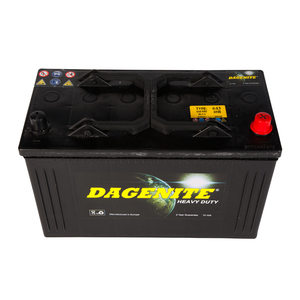 Dagenite Battery No643