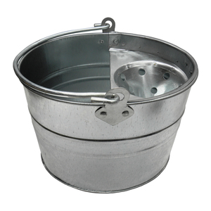 Galvanised Mop Bucket