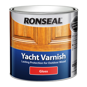 Ronseal Yacht Varnish Gloss 500ml