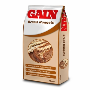 GAIN Brown Bread nugget 15kg