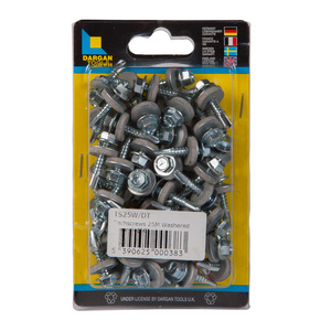 Dargan Techscrews Washered 25mm