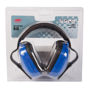 JSP Premium Blue Ear Defender Prepack