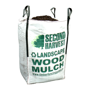 Second Harvest Walnut Wood Mulch - 1 Tonne