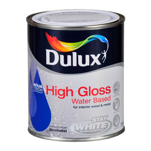 Dulux Aquatech High Gloss PBW 750ml
