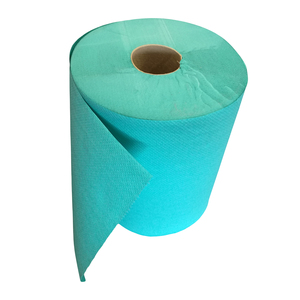 Udder Wipes Green Paper Roll 140m