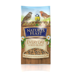 Natures Feast Everyday 4 Seed Blend 1.75kg