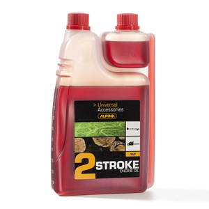 Alpina 2 Stroke Engine Oil Dozer 1L