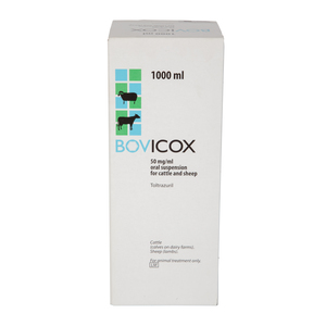 Bovicox 1L (Cattle and Sheep)