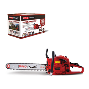 Proplus 20in Petrol Chainsaw 50cc