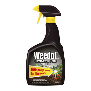 Weedol Gun Ultra Tough Ready To Use Weedkiller