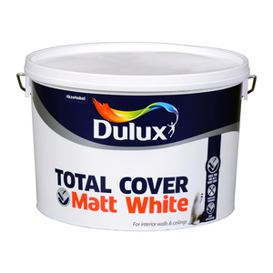 Dulux Total Cover Matt 10L