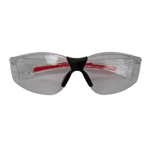 Stealth 8000 Safety Spectacles Clear Lens + Anti Scratch Lens