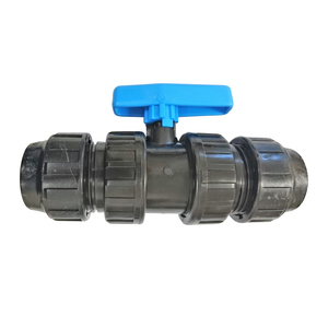 Gripmax 1 1/2in Ball Valve