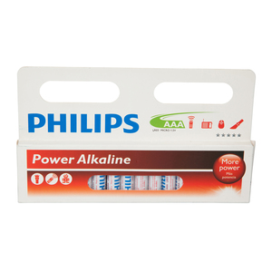 Phillips Batteries 12xAAA LRO3