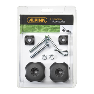 Alpina Universal Lawnmower Handle Fixing Kit