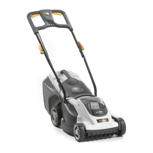 Alpina 48v Battery Lawnmower with Battery & Charger