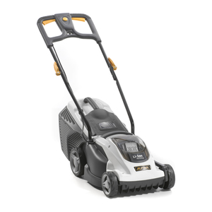 Alpina Rechargeable Lawnmower with Battery and Charger