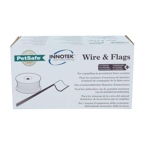 Pet Safe Wire & Flag Kit