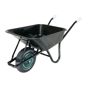 Buldit 100 Black Wheelbarrow 100L