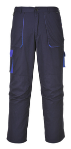 Trouser-Navy Texo Contrast M