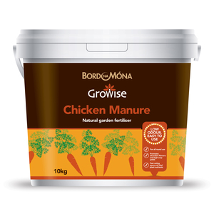 Bord Na Mona Growise Chicken Manure - 10kg
