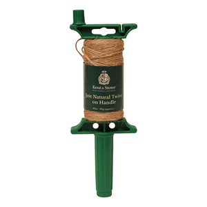 Kent & Stowe Jute Natural Twine on Handle