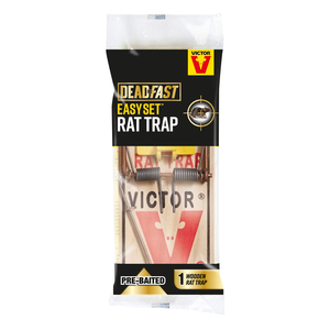 Victor Deadfast Easy Set Rat Trap