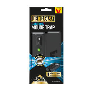 Victor Deadfast Electronic Mouse Trap