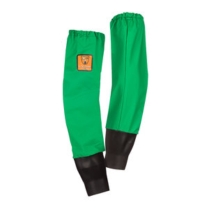 Sioen Anti Spray Flex Sleeves Green
