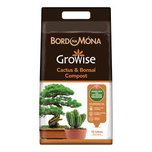Growise Cactus & Bonsai Compost 10L