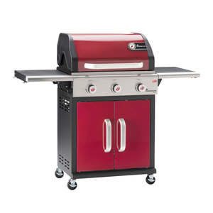 Landmann Triton 3.0 PTS BBQ  Bordeaux Red