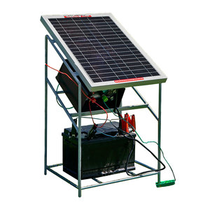Cheetah 20W Solar Panel and Stand (BV1-11)