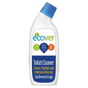 Ecover Toilet Cleaner Sea Breeze and Sage 750ml
