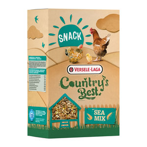 Country's Best - Snack Sea Mix 1kg