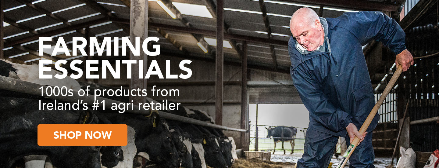 shop our range of wide farming essentials