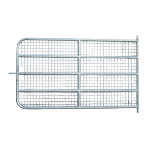 Fox Brothers Heavy Galvanised Mesh Field Gate
