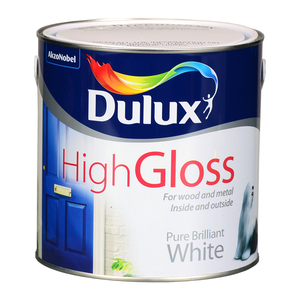 Dulux High Gloss Brilliant White