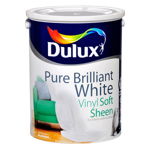 Dulux Vinyl Soft Sheen PBW