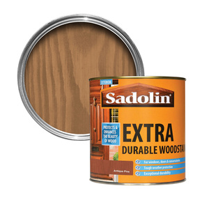 Sadolins Extra Durable Woodstain Pine