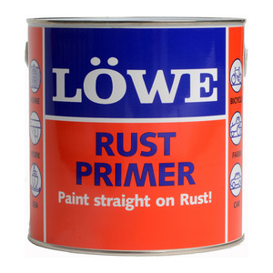 Lowe Rust Primer Red Brick