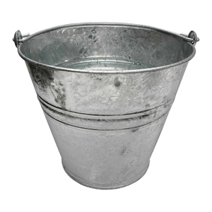 Bucket Heavy Galvanised